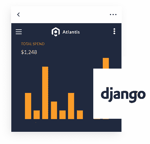Flask Framework - The backend used by Atlantis Lite Django Web App.
