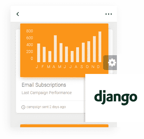 Django Framework - The backend used by Django Dashboard Material Web App.