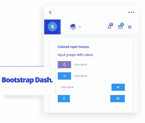 Flask Star Admin - UI Kit image.